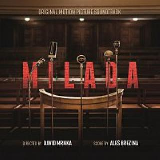 Aleš Březina – Milada - Original Motion Picture Soundtrack – CD