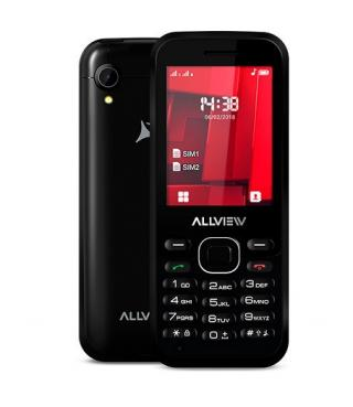 Allview M8 Stark DS gsm tel. Black
