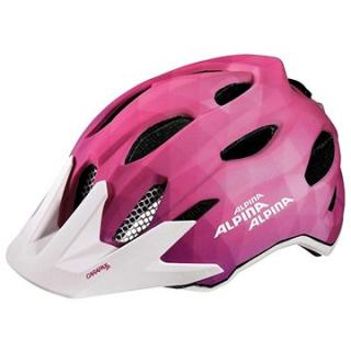 Alpina Carapax Jr. Flash pink-white M  (4003692238306)