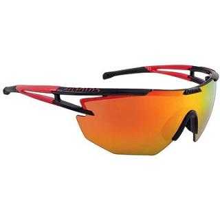 Alpina Eye-5 Shield CM  black-red (4003692259448)