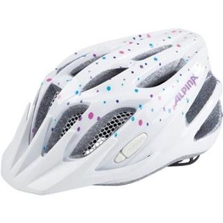 Alpina FB Jr. 2.0 Flash white polka dots M  (4003692230690)