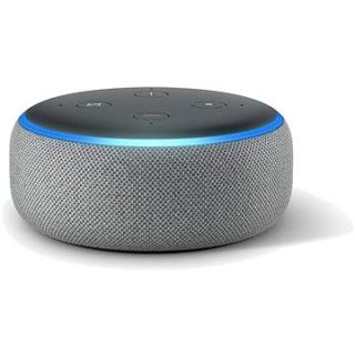 Amazon Echo Dot 3.generace Heather Gray