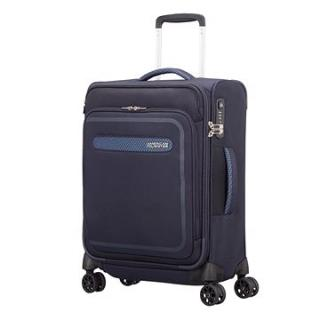 American Tourister Airbeat Spinner 55 EXP True Navy (5414847821820)
