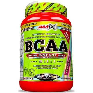 Amix Nutrition BCAA Micro Instant, 1000g, Fruit Punch (8594060004099)