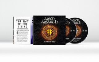 Amon Amarth : The Pursuit Of Vikings  CD BRD
