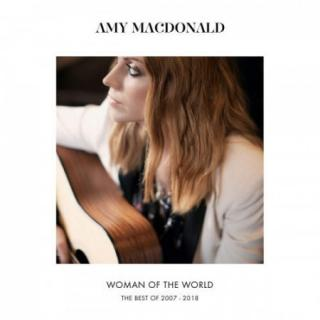 Amy Macdonald : Woman Of The World ( Best Of )  2LP
