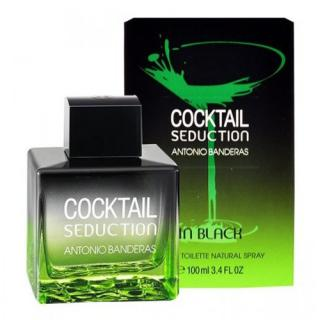 Antonio Banderas Cocktail Seduction In Black - EDT 100 ml