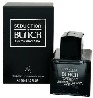 Antonio Banderas Seduction In Black - EDT 200 ml
