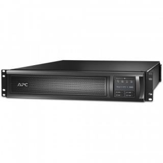 APC Smart-UPS X 3000VA (2700W) Rack 2U/Tower LCD, hl. 66,7 cm, with network card, SMX3000RMHV2UNC