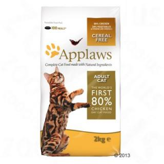 Applaws Adult Cat Chicken - 7,5 kg