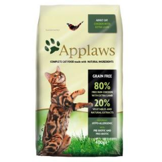 Applaws Adult Cat Chicken & Lamb - 400 g