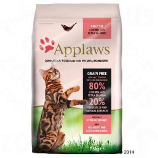 Applaws Adult Cat Chicken & Salmon - 7,5 kg