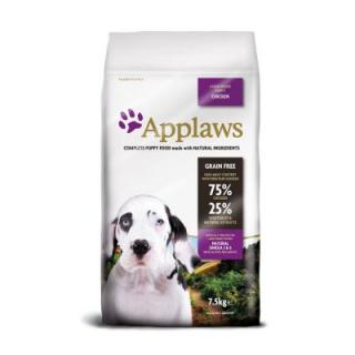 Applaws Dog Puppy Large Breed Chicken - Výhodné balení 2 x 15 kg
