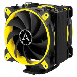 ARCTIC Freezer 33 eSport edition (Yellow) CPU Cooler for Intel 1150/1151/1155/1156/2011-3/2066 & AMD AM4, ACFRE00034A