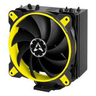 ARCTIC Freezer 33 eSport One (Yellow) CPU Cooler for Intel 1150/1151/1155/1156/2011-3/2066 & AMD AM4, ACFRE00044A