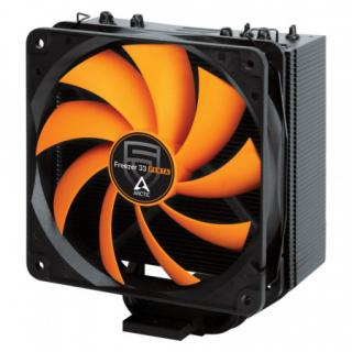 ARCTIC Freezer 33 PENTA, CPU Cooler for Intel 2011-v3/1150/1151/1155/1156/2066, AMD socket AM4, direct touch technology, ACFRE00037A