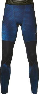 Asics Base Layer Graphic Tight 2031A197-400 velikost: L