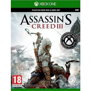 Assassins Creed III - Xbox One Digital (G3P-00118)