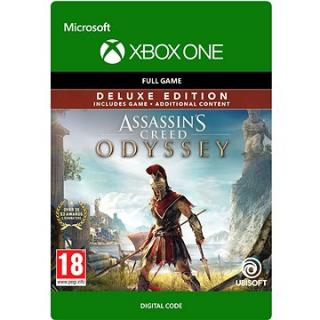 Assassins Creed Odyssey: Deluxe Edition  - Xbox One DIGITAL (G3Q-00582)
