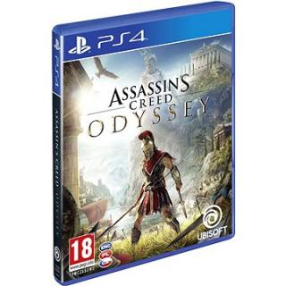 Assassins Creed Odyssey - PS4 (3307216063940)