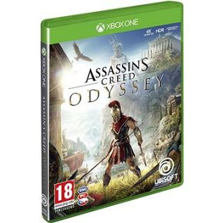 Assassins Creed Odyssey - Xbox One (3307216073451)