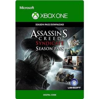 Assassins Creed Syndicate: Season Pass - Xbox One- Xbox One DIGITAL (7D4-00082)