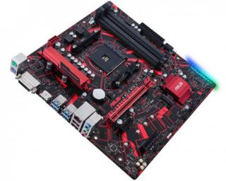 ASUS EX-A320M-GAMING, Socket AM4, 90MB0VG0-M0EAYM