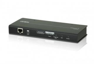 ATEN 1-Local/Remote Share Access Single Port VGA KVM over IP Switch (1920 x 1200), CN8000A-AT-G