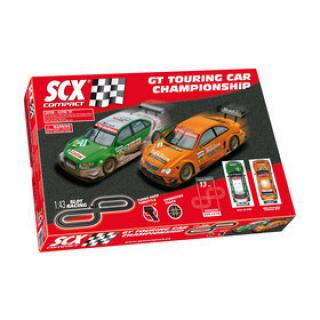 autodráha Compact GT Tourning Cars SCX 31330