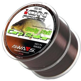 Awa Shima - Vlasec Ion Power Carp Stalker Connected 0,309mm 11,95kg 2x300m