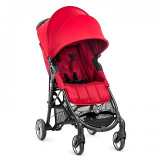 Baby Jogger kočárek City Mini Zip red Červená