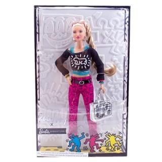 Barbie Keith Haring