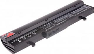 Baterie T6 power Asus Eee PC 1001, 1005, 1101H, R105, 6cell, 5200mAh, black, NBAS0058