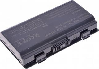 Baterie T6 power Asus X51, X58, T12, 5200mAh, 58Wh, 6cell, NBAS0035