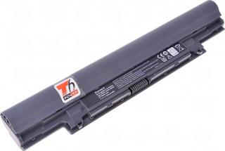 Baterie T6 power Dell Latitude 3340, 3350, 5200mAh, 58Wh, 6cell, NBDE0150