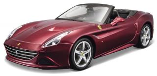 BBurago Ferrari California T open