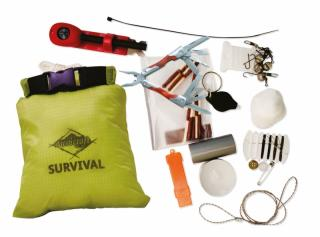 BCB Adventure Survival Essential ve vaku