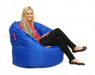 BeanBag Chair dark blue