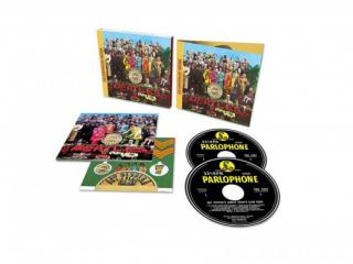 Beatles : The Sgt.Pepper`s Lonely Hearts Club Band  CD