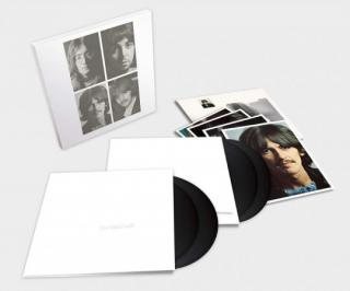 Beatles : White Album / Deluxe Limited LP