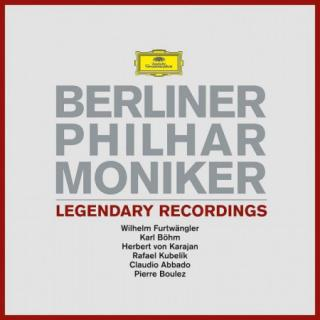 Berliner Philharmoniker : Legendary Recordings LP