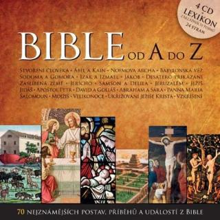 Bible od A do Z CD