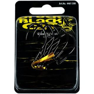 Black Cat Ghost Rig Hook Velikost 5/0 5ks (4029569181872)
