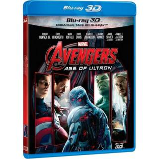 Blu-ray Avengers: Age of Ultron (2D   3D)