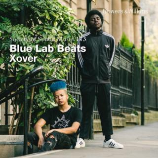 Blue Lab Beats : Xover LP