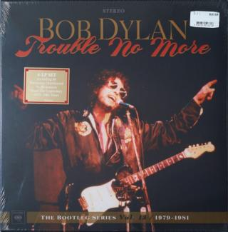 Bob Dylan : Bootleg Series 13/trouble No More 1979/1981 LP