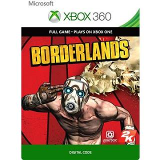 Borderlands - Xbox 360, Xbox One Digital (G3P-00073)