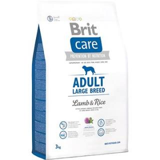Brit Care adult large breed lamb & rice 3 kg
