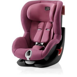 Britax Römer King II Black - Wine Rose, 2018 (BR16016S_Wine Rose)