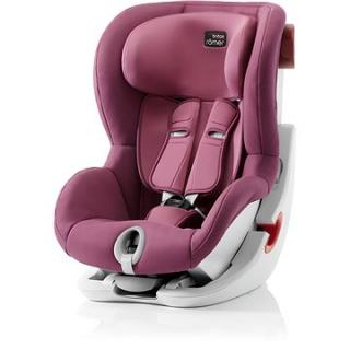 Britax Römer King II - Wine Rose, 2018 (BR16015S_Wine Rose)